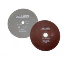 "Disco Abrasivo Al2O3, 14""/350mm X .090""/2.5mm X 1.25""/32mm (Pk/10) -Resina"