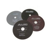 """Disco Abrasivo Al2O3, 12"""" X .080"""" X 1.25""""/32 mm (Pk/10) (Hule)"""