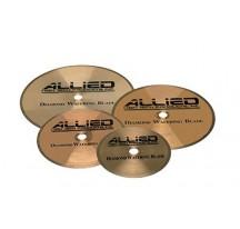 """Disco de Corte Diamante - Metal 3"""" x .006"""" x 1/2 Alta Concentración"""