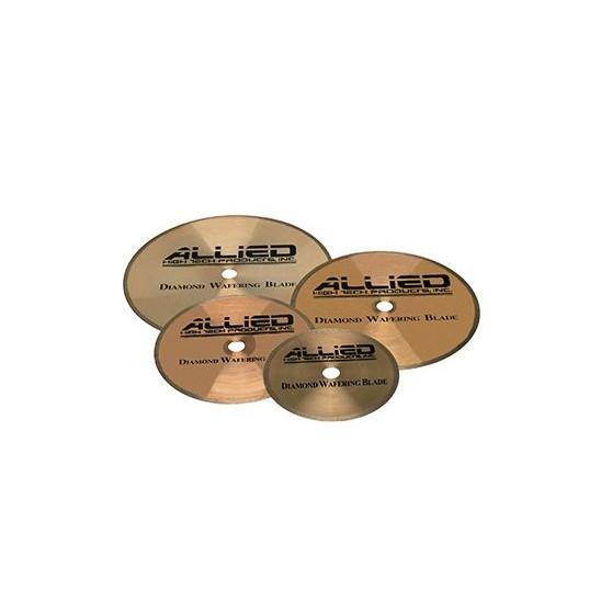 """Disco de Corte Diamante - Metal 4"""" x .012"""" x ½"""" Alta Concentración"""