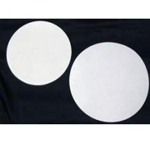 """Disco sujetador de 8"""" con adhesivo (Pk/10)"""