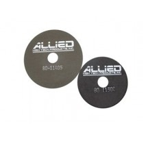 """Discos Óxido de Alúminio, (Acero) 8"""" X .050"""" X 1.25"""" (Pk/10) (Resina)"""