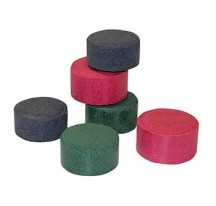"Baquelita, Verde, 1 1/4"", en tubos (Pk/500)"