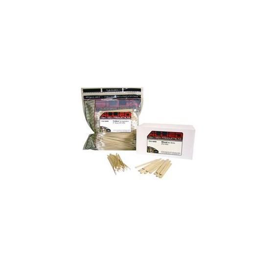 Agitadores con punta de algodón (Pk/1000)
